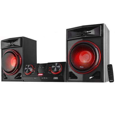 Imagem de Mini System Philco 500w Usb Mp3 Bluetooth 056603757
