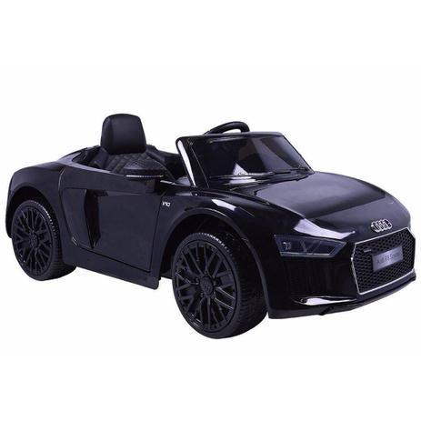 Imagem de Mini Veículo Infantil Audi TT R8S (Preto) R/C 12V - Belfix