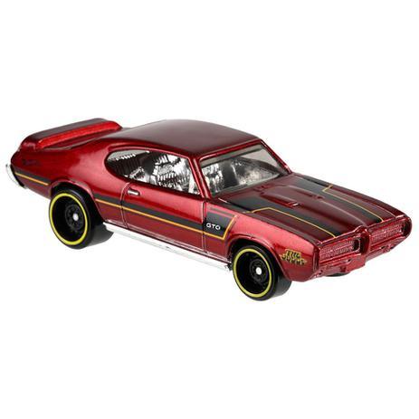 Mini Veículos - Hot Wheels - Veículos Temáticos - 69 Pontiac Gto - Mattel