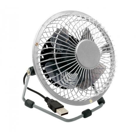 Imagem de Mini ventilador de Mesa Alimentação Via USB - DOMANI DRF-0410