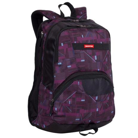 5701ff5e7 Mochila 2 Compartimentos Authentic Plus 16T Pointbreak Roxo - Sestini -  Mochilas