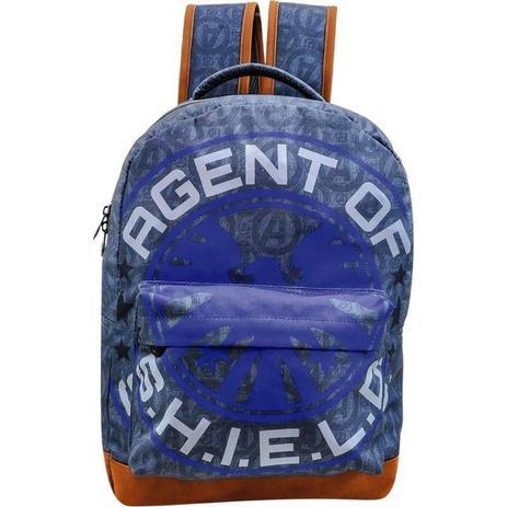 Imagem de Mochila Avengers Teen 02 Agent of Shield - 6732