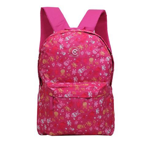 dde7ae3d7 Mochila Costas Caveira Rosa - Clio Style - Outras marcas - Mochila ...