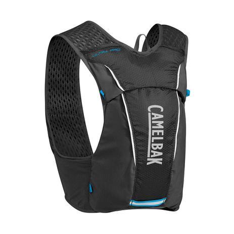 Imagem de Mochila de hidratação CamelBak Ultra PRO Vest 1 litro, desenhada para corridas de trail running e corrida em geral