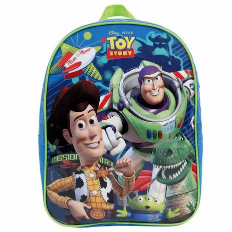 Imagem de Mochila Escolar G Toy Story Dermiwil - 30451