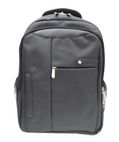 """0def46c50 Mochila Goldentec Prime para Notebook 15.6"""" Nylon - Preta - Goldentec  acessorios"""