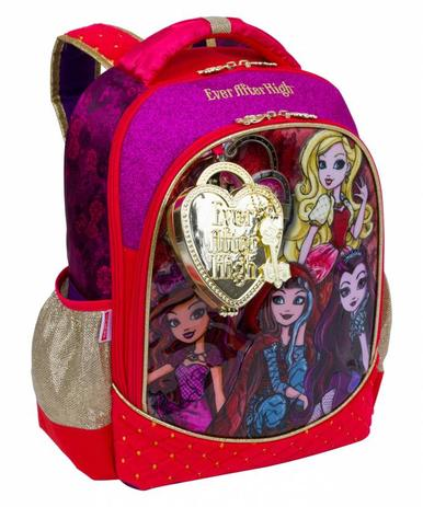a62b6fb14 Mochila Grande Ever After High - Sestini 64577 - Mochila Infantil ...
