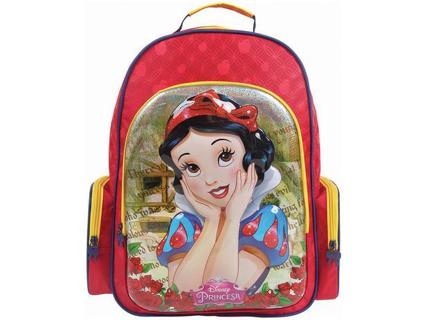 520d869c4 Mochila Infantil Escolar Tam. G Dermiwil - Disney Princesa Branca de Neve