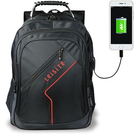Imagem de Mochila Notebook 15.6 Impermeável Dell Hp Apple Promoção