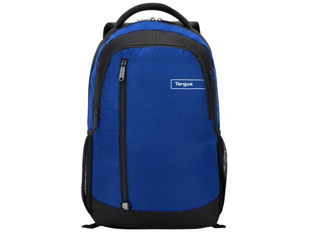 """961604863 Mochila para Notebook até 15,6"""" Targus Sport - TSB89102 Azul e Preta ..."""