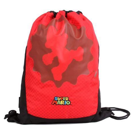 b1e965d23 Mochila tipo Saco Esportivo Nintendo Super Mario Produto Oficial Dmw - Dmw  mochilas