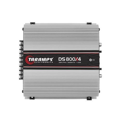 Imagem de Módulo Amplificador Taramps DS-800x4 800 Wrms 4 Canais 1 ohm