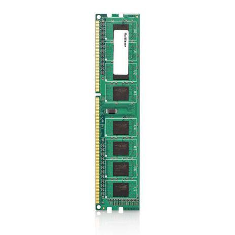 Imagem de Módulo de Memória Dimm Ddr3 8Gb Pc3 12800 Multilaser