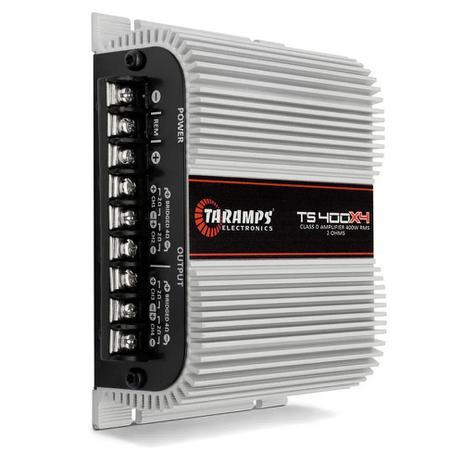 Imagem de Módulo De Potência Taramps TS-400x4 Digital 2R 400W RMS 4 Canais