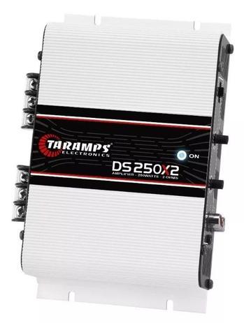 Imagem de Modulo Taramps 250 Ds 250x2 2 Ohms 250w Original