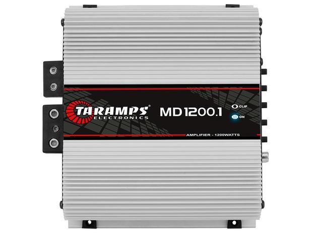 Imagem de Módulo Taramps Md 1200.1 4 Ohms 1200w Amplificador Automotivo