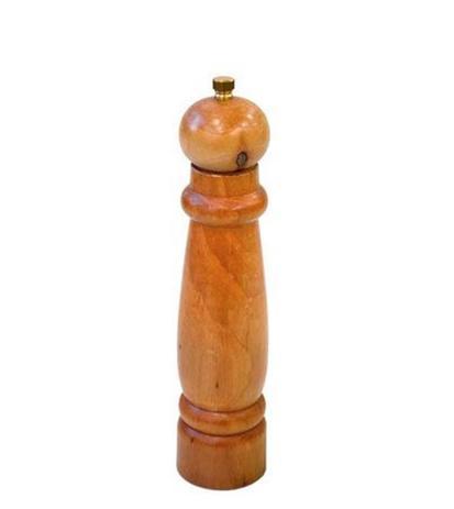 Imagem de Moedor de Pimenta em Madeira 21 cm - Wellhome
