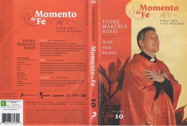 86007b1d6 Momento de Fé - Padre Marcelo Rossi - Sony music - Filmes Gospel e ...