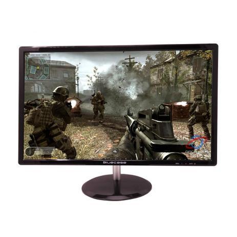 Imagem de Monitor 24 Bluecase Gamer BM242GW - Full HD - 144Hz - 1ms - FreeSync - DisplayPortHDMI