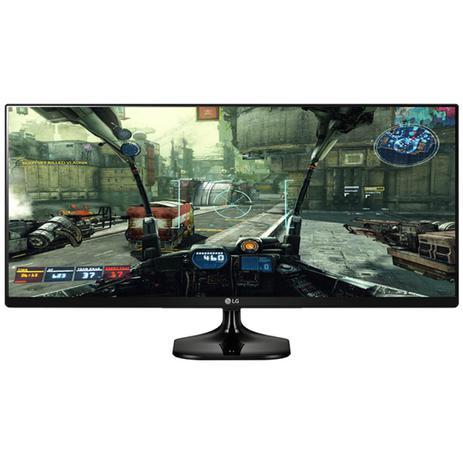 Imagem de Monitor 25 LED LG - Ultrawide - FULL HD - IPS - Game Mode - 25UM58