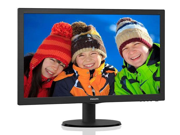 Imagem de Monitor Led 21.5 Philips 1920 X 1080 Full Hd Widescreen Hdmi