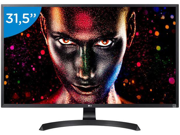 """Monitor para PC 4K LG LED 31,5"""" - 32UD59-B"""