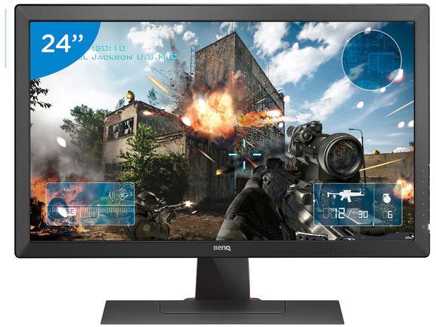 "Imagem de Monitor para PC Full HD BenQ LCD Widescreen 24"""