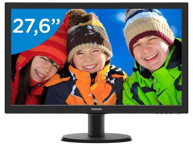 Imagem de Monitor para PC Full HD Philips LED Widescreen