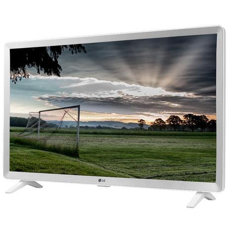 Imagem de Monitor smart tv led 24 lg 24tl520s brco conv digi hdmi usb
