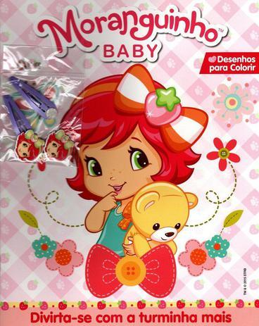 Moranguinho Baby Desenhos Para Colorir Online Livros De