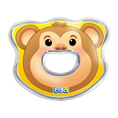 2c2fa5871 Mordedor com Água - Turma da Floresta - Macaco - Toyster - Mordedor ...
