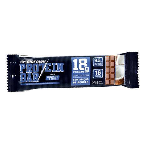 Imagem de Mormaii protein bar coco e chocolate 60g
