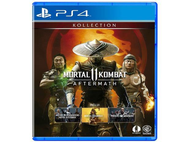 Imagem de Mortal Kombat 11: Aftermath para PS4