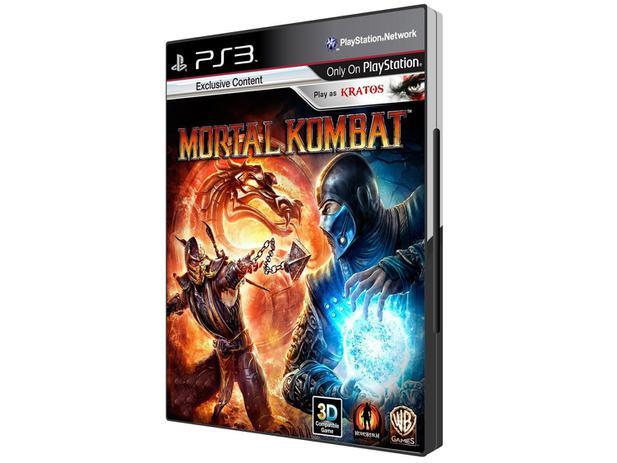Mortal Kombat Komplete Edition para PS3 - Warner