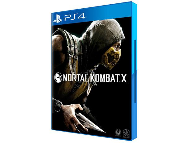 Mortal Kombat X para PS4 - Warner