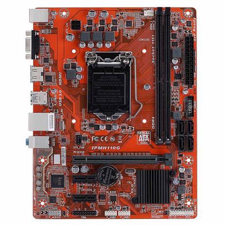 Motherboard PCWare IPMH1110G ATX DDR4 1151 USB 3 0 Vga/ Hdmi - Pc ware