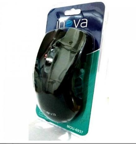 Imagem de Mouse com fio USB Inova  MOU-6937