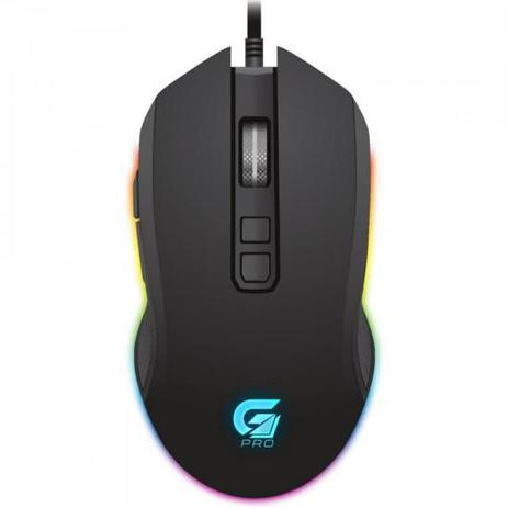 Imagem de Mouse Gamer PRO M3 RGB Preto Fortrek
