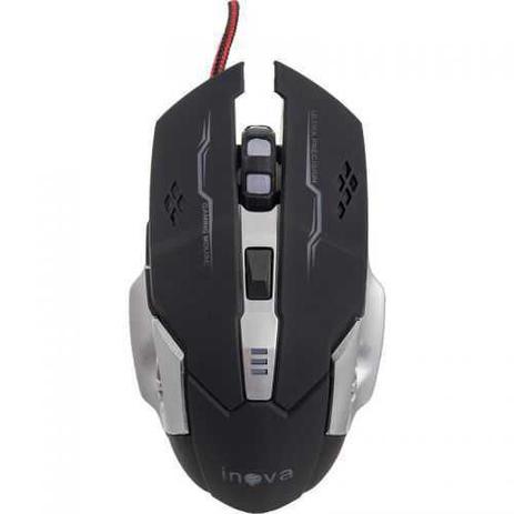 Imagem de Mouse Optico Inova Mou-6928 Usb