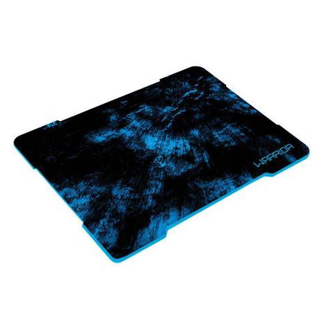 Imagem de Mouse pad gamer warrior azul ac288 multilaser
