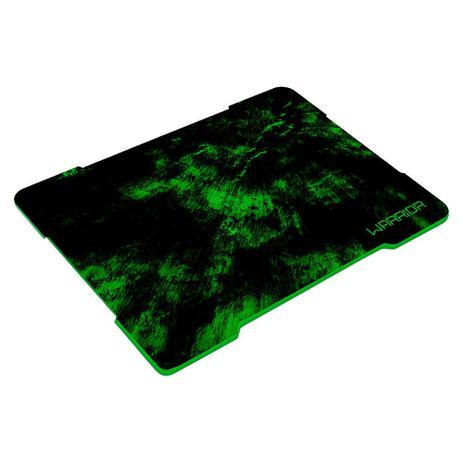 Imagem de Mouse Pad Warrior Multilaser AC287 Verde