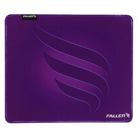 Imagem de Mousepad gamer fallen purple - control médio