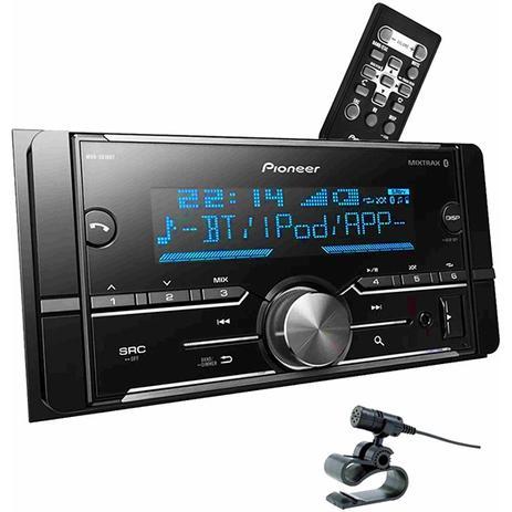 Imagem de MP3 Player Pioneer MVH-S618BT 2din BT USB Mixtrax Buetooth