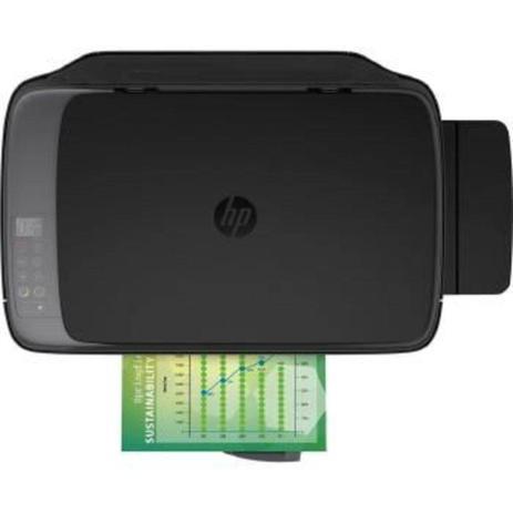 Imagem de Multifuncional Hp 416 Tanque De Tinta, Colorida, In Tank, Wi-Fi, USB, Bivolt