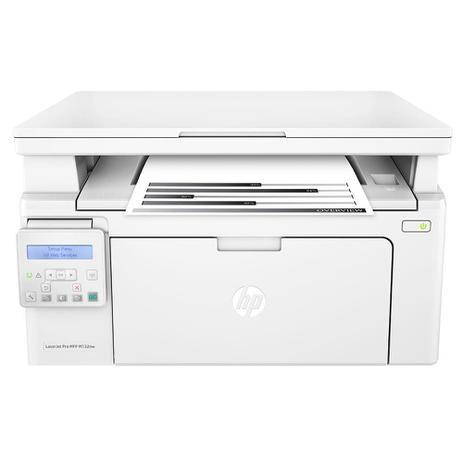 Imagem de Multifuncional HP LaserJet Pro M132NW Monocromática, Wi-Fi, USB, 110V