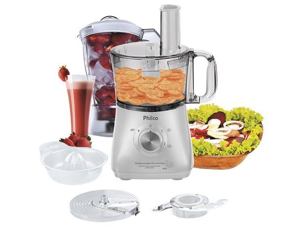 8d267bfd5 Multiprocessador Philco All in One Citrus - 2 Velocidades + Pulsar 800W