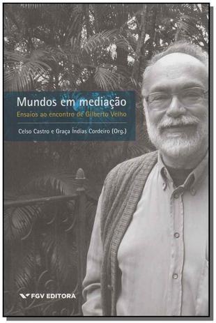 Imagem de Mundos em mediacao: ensaios ao encontro de gilbert