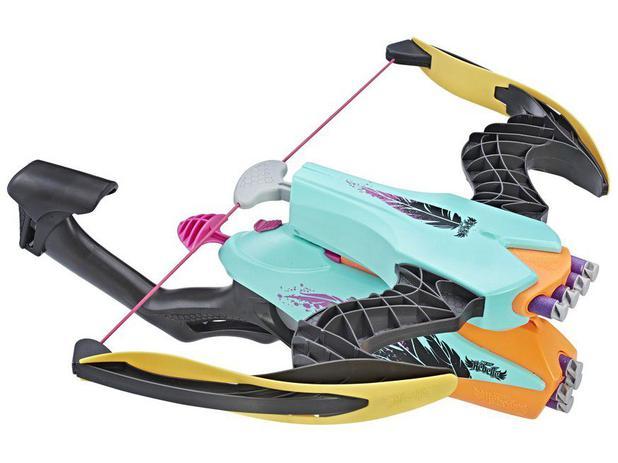 Nerf Arco Rebelle Combow Hasbro - 8 Dardos