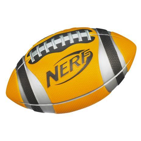 196e3e5b99 Nerf Sports Bola de Futebol Americano Laranja - Hasbro ...