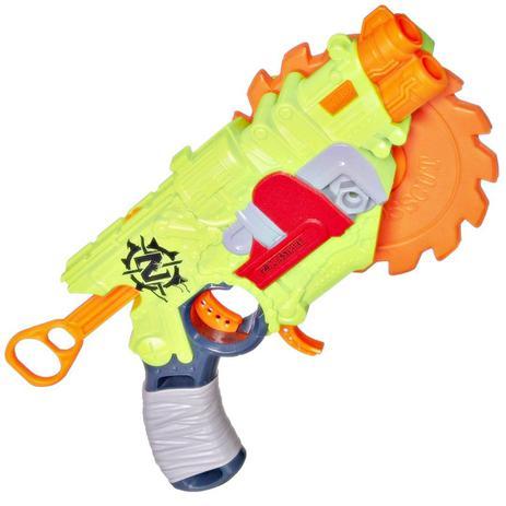 59b5d76f2d Nerf zombie strike crosscut 30cm 4x elite - hasbro b3482 - Nerf e ...